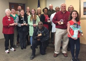 KGIB Volunteers Honored for Community Service
