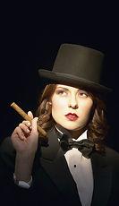Cabaret Schauspielerin Lange
