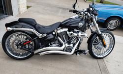 Harley Davidson Side