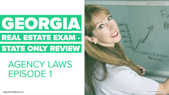 Georgia Real Estate Exam Review - State Only focus