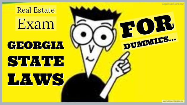 Georgia Real Estate Exam for Dummies book