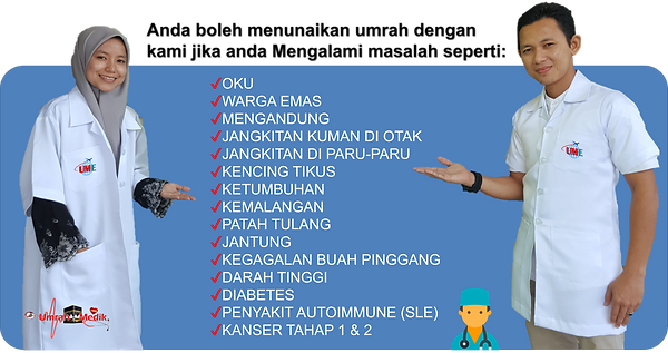 Umrah Medik