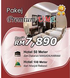 UMRAH Premium