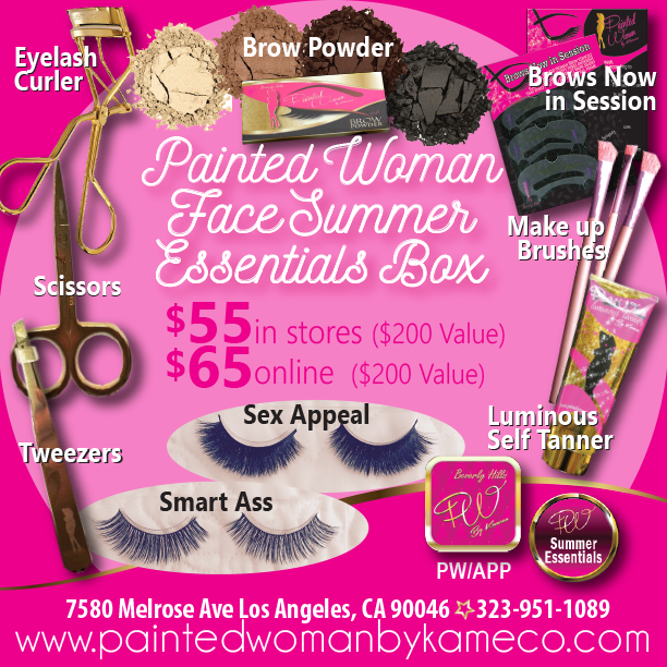 Face summer essentials