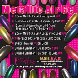 Air Nail Brush AD3