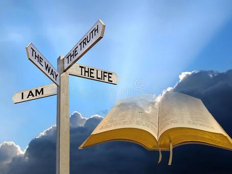 """Sanctify them through thy truth.""John 17:17"