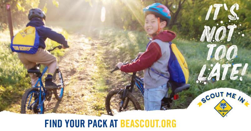 Find a Pack near you!