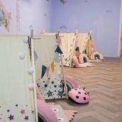 Flying Castle Theme Room