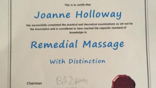 BIG NEWS - Remedial Massage Therapy Available Now