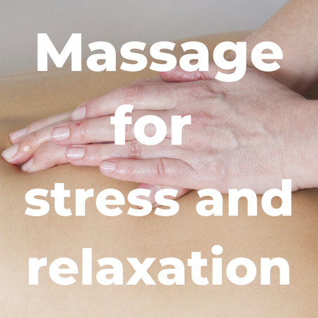 Massage for Stress and Releaxtion at Heaven on Earth Wellness Therapies in Paignton