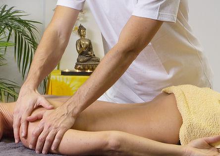 Swedish massage at Heaven on Earth Welln