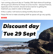Discount Day £25!