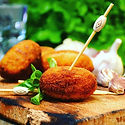 Tapas of croquettes #spain #tapas.jpg