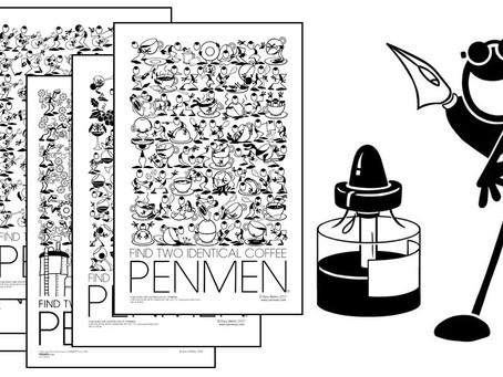PENMEN® Posters #PENMENposters