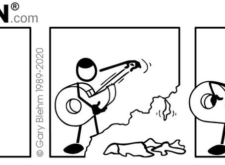 PENMEN Comic Strip