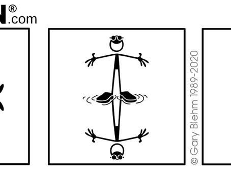 PENMEN® Comic Strip