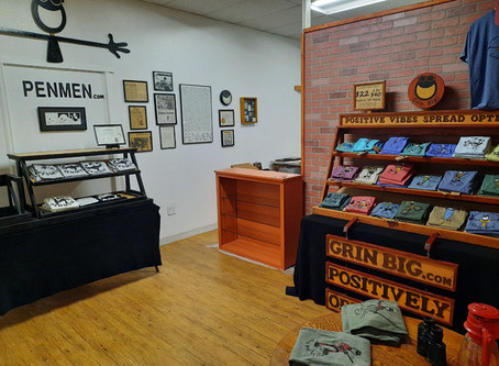 PENMEN® at the Grin Big!™ Store