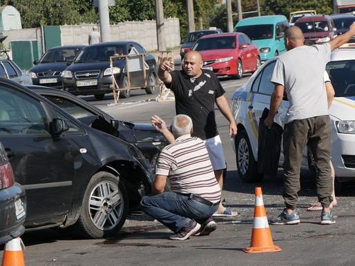 Знову ДТП на аварійному перехресті Білої Церкви