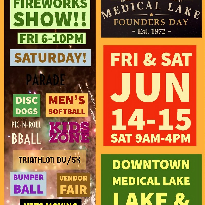 Medical Lake Founder's Day