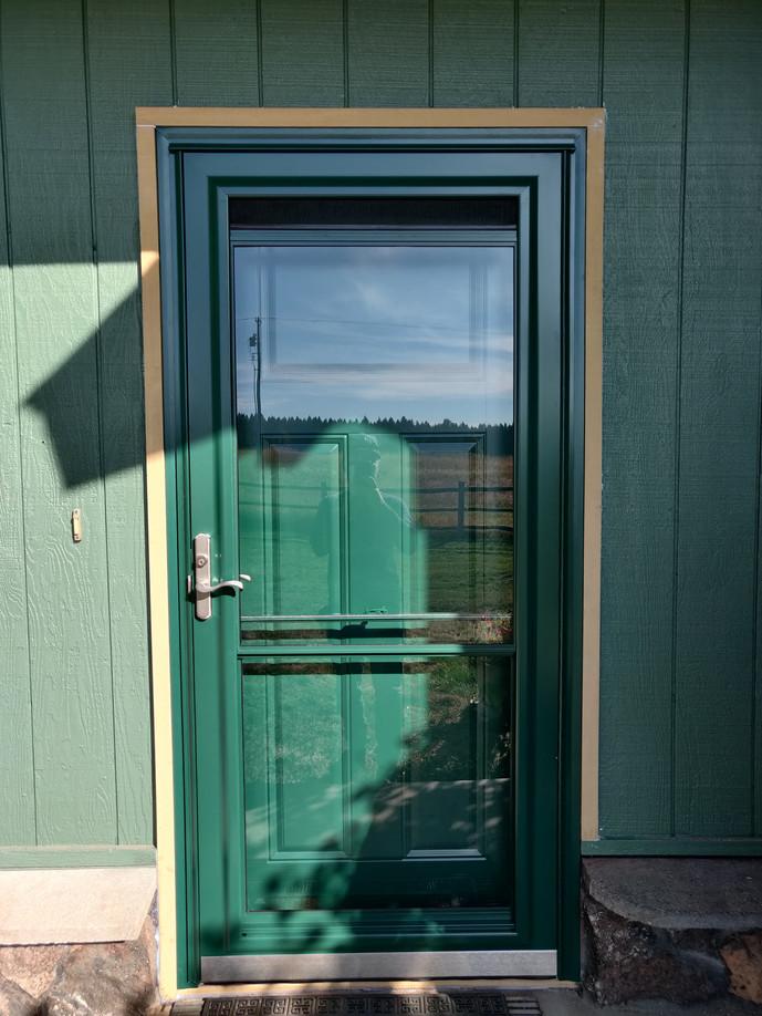 Storm Door Replacement in Deer Park, WA