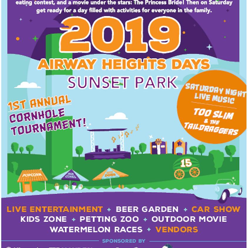Airway Heights Days 2019