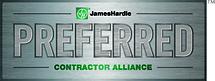 JamesHardie Preferred Contractor Alliance