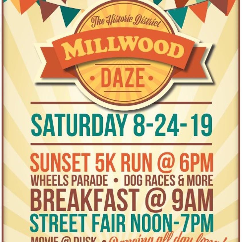 Millwood Daze 2019