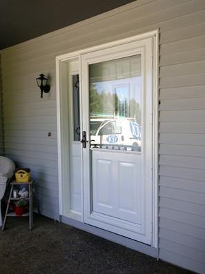 Storm Door Replacement in Spokane