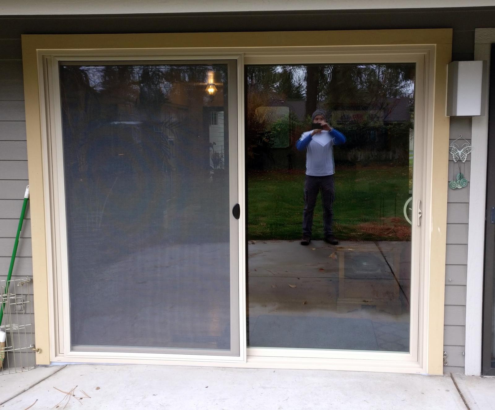 100% authentic 56384 ee3be Custom Patio Door in Spokane
