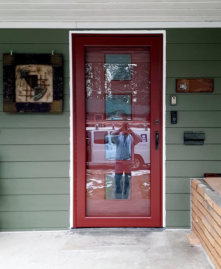 Storm Door Replacment in Spokane, WA