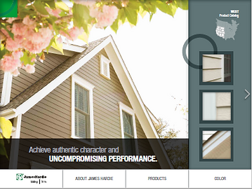 James Hardie Product Catalog