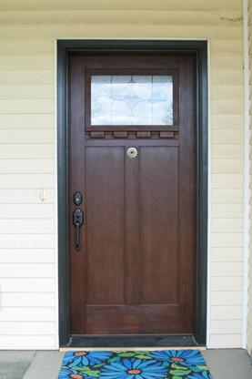Entry Door Replacement in Spokane