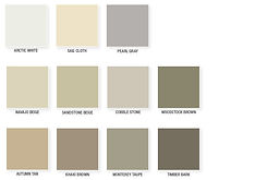 James Hardie Trim Color Options