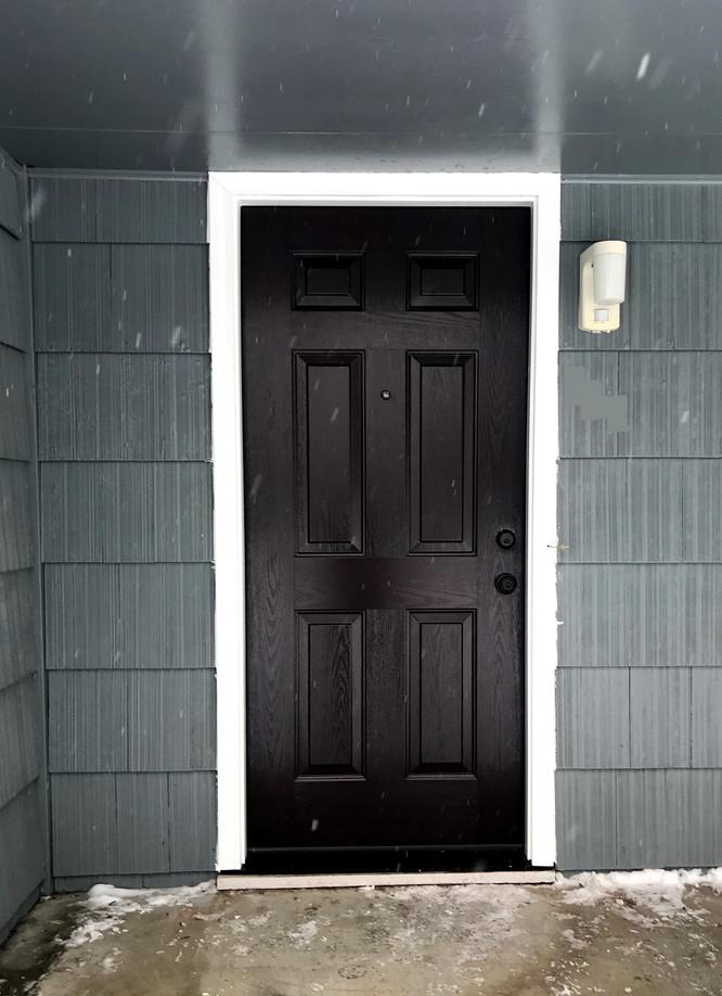 Entry Door Replacment in Spokane, WA
