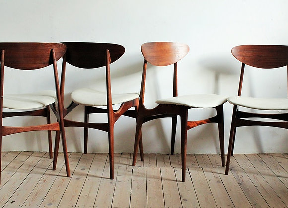 Set van vier stoelen