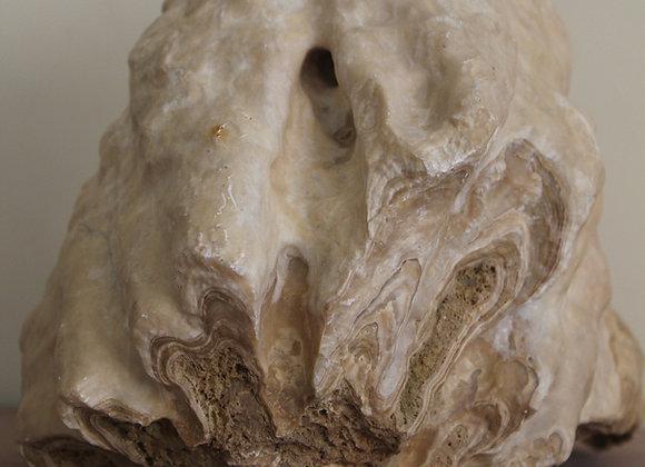 Fragment van een stalactiet