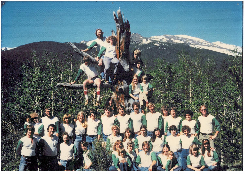 1978 Summer Staff