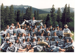 1994 Summer Staff
