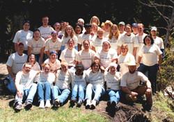 2003 Summer Staff