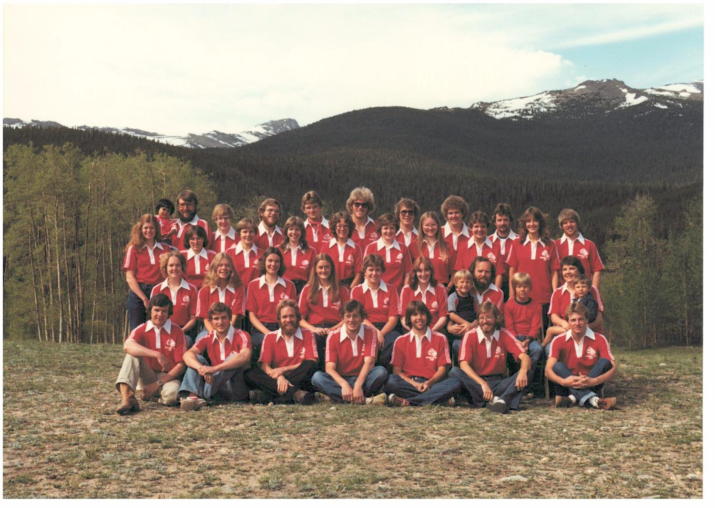 1979 Summer Staff