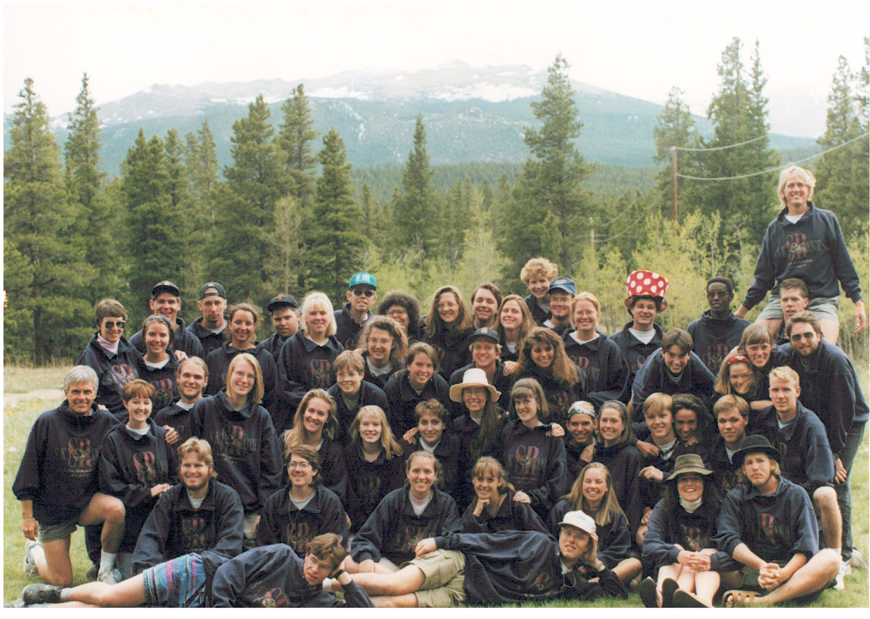 1993 Summer Staff