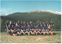 1981 Summer Staff