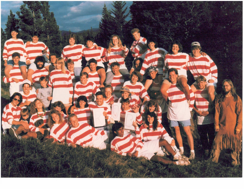 1989 Summer Staff