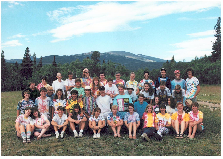 1990 Summer Staff
