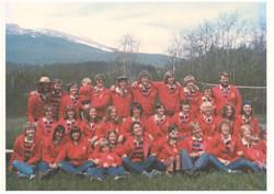 1976 Summer Staff