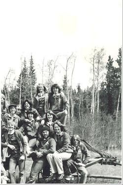 1973 Summer Staff