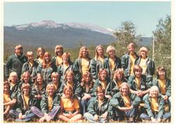 1975 Summer Staff