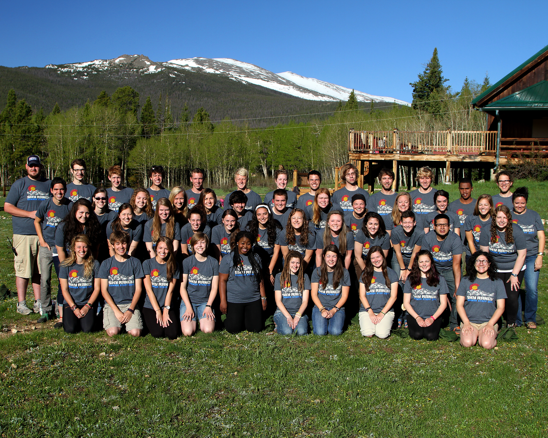 2014 Summer Staff