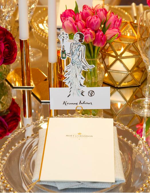 Bride's Event - Victoria FitzRoy