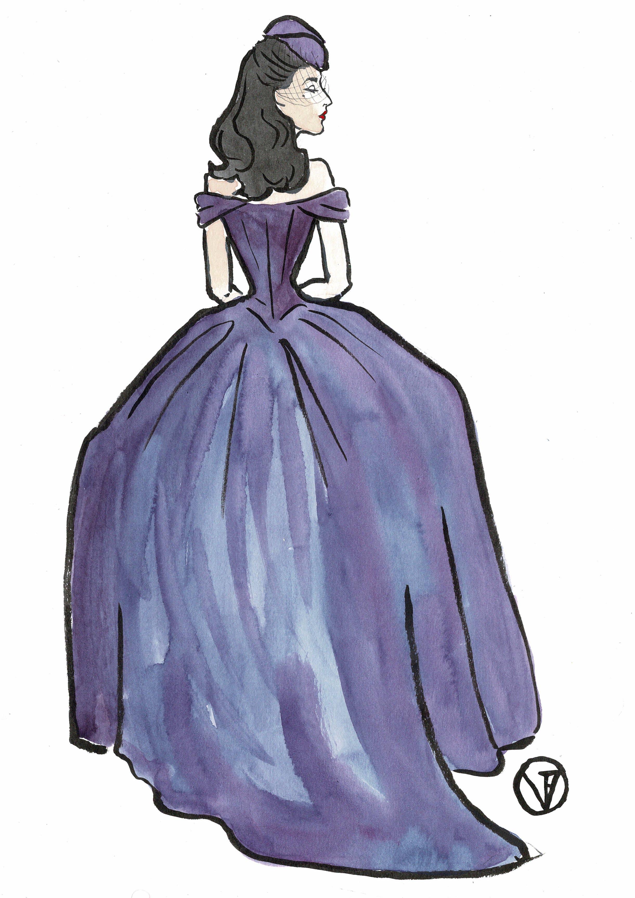Dita Von Teese - Victoria FitzRoy